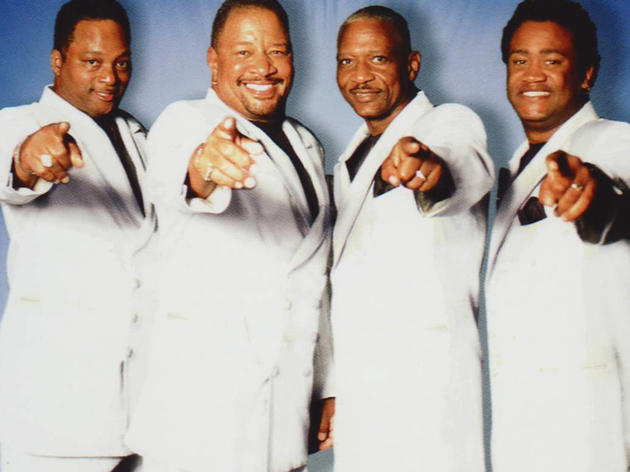 The '70s Soul Jam with the Stylistics + The Dramatics + The Manhattans + The Delfonics + Blue Magic