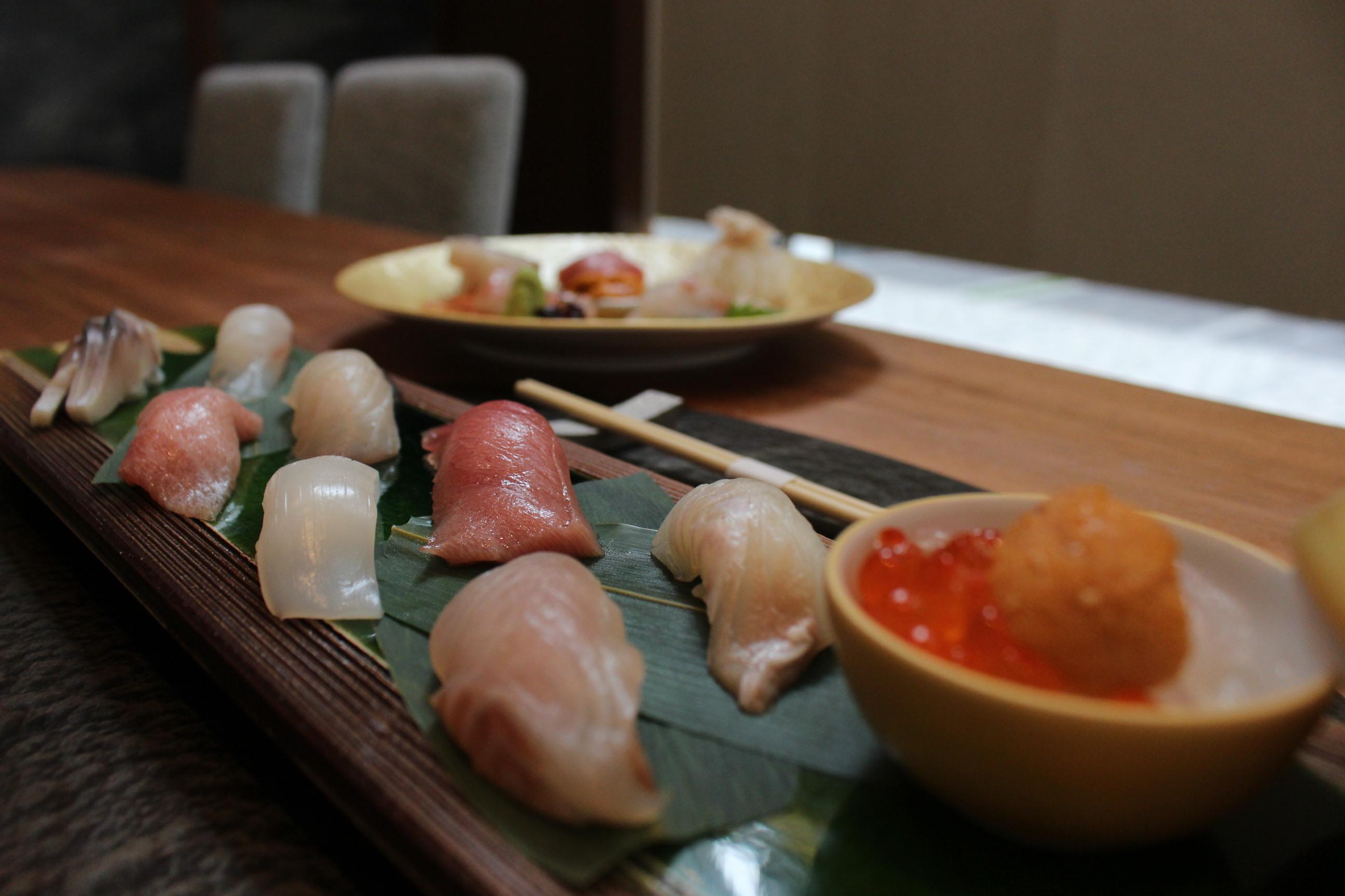 Oribe Sushi