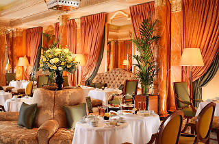 The Promenade and the Spatisserie At the Dorchester