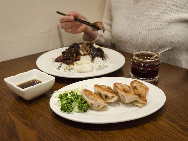 The Best Cheap Eats in London, Cafe TPT, Chinatown