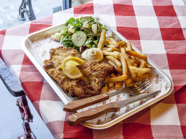 The Best Cheap Eats in London, Herman Ze German Herman Ze German, Soho