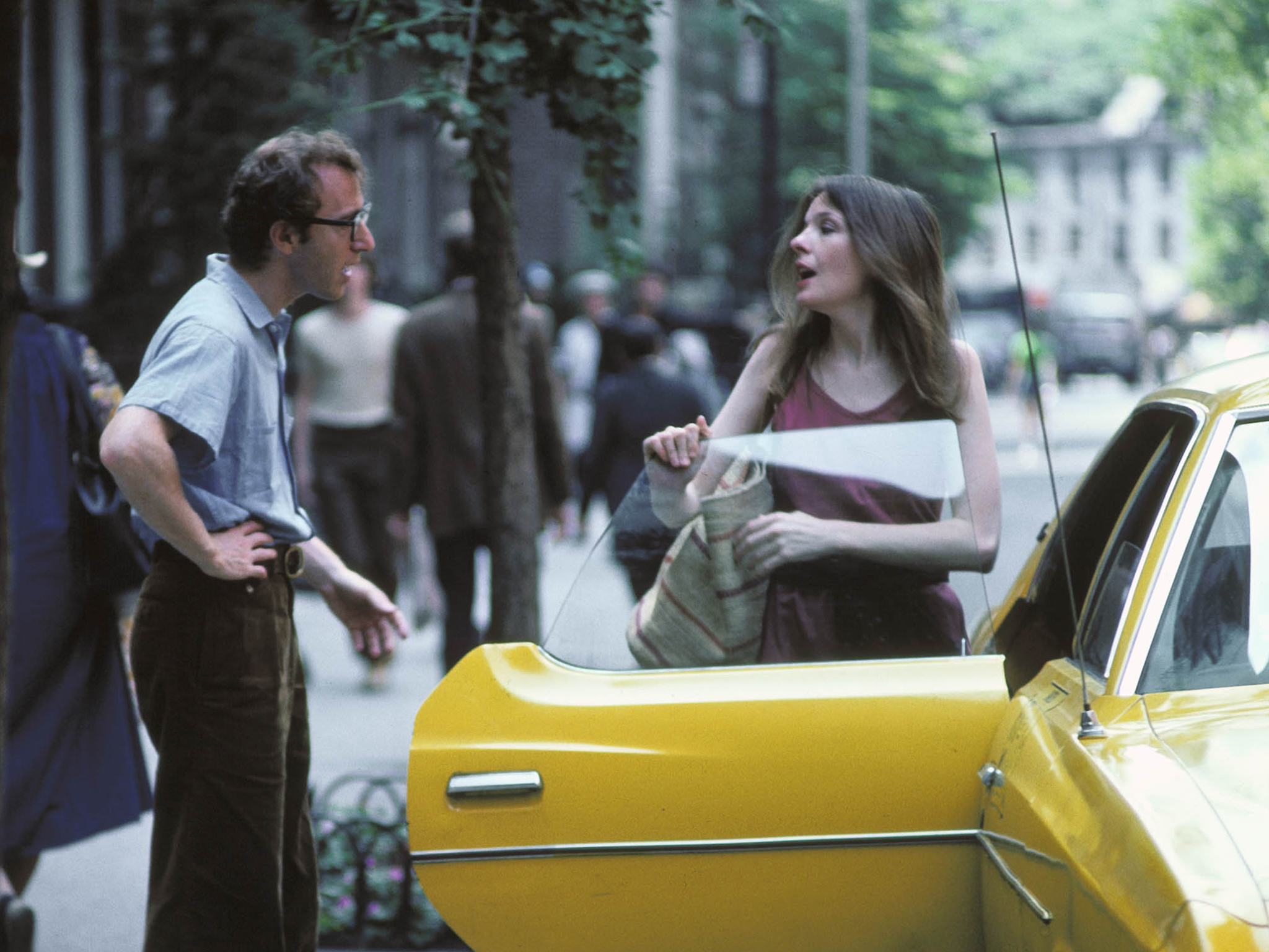 Annie Hall, best romcoms