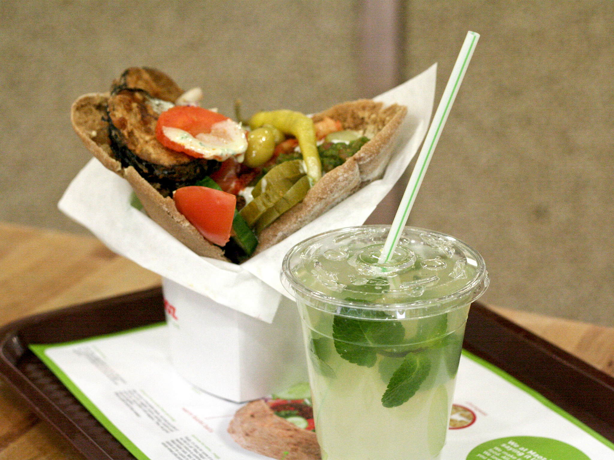 The Best Cheap Eats in London, Maoz, Soho