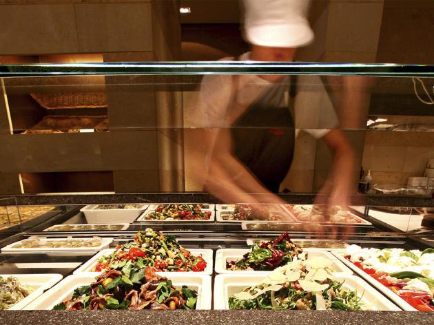 The Best Cheap Eats in London, Princi, Soho