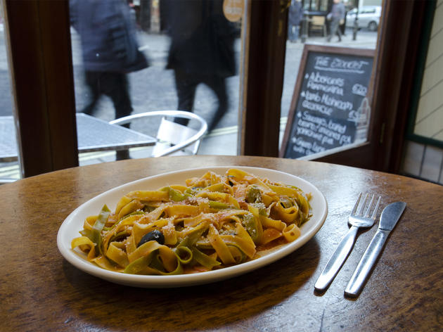 The Best Cheap Eats in London, Stockpot, Leicester Square