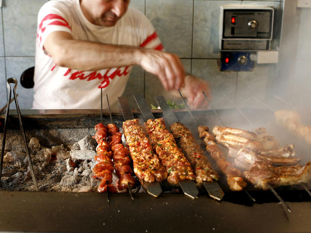 The Best Cheap Eats in London, Mangal Ocakbasi, Dalston