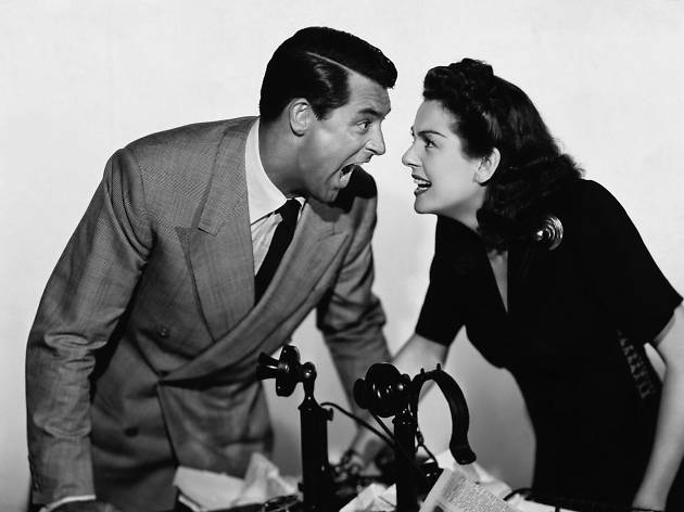 His Girl Friday, best romcoms