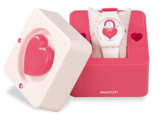 El especial de Swatch (Swatch Ltd.)