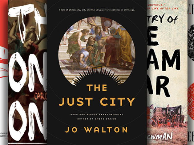 10 new science-fiction and fantasy reads