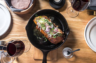 COSME duck tacos for two