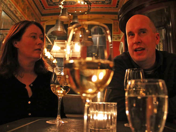 The Best Cheap Eats in London, Hot Dinners Catherine and Gavin Hanley, top 10