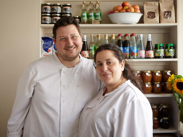 The Best Cheap Eats in London, Itamar Srulovich and Sarit Packer, Honey & Co, top 10