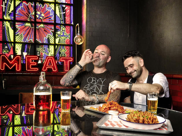 The Best Cheap Eats in London, Yianni Papoutsis, top 10