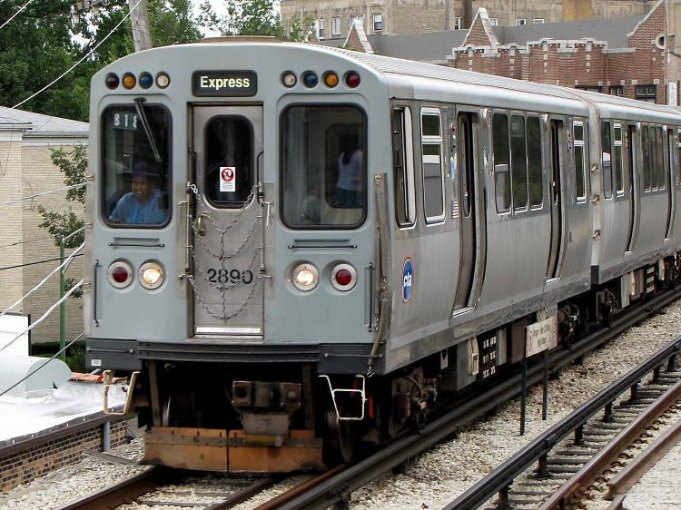 CTA trains