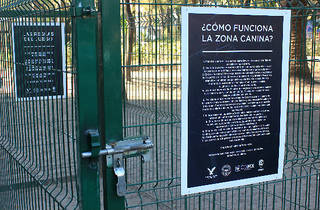 Parque canino (Foto: Time Out México)
