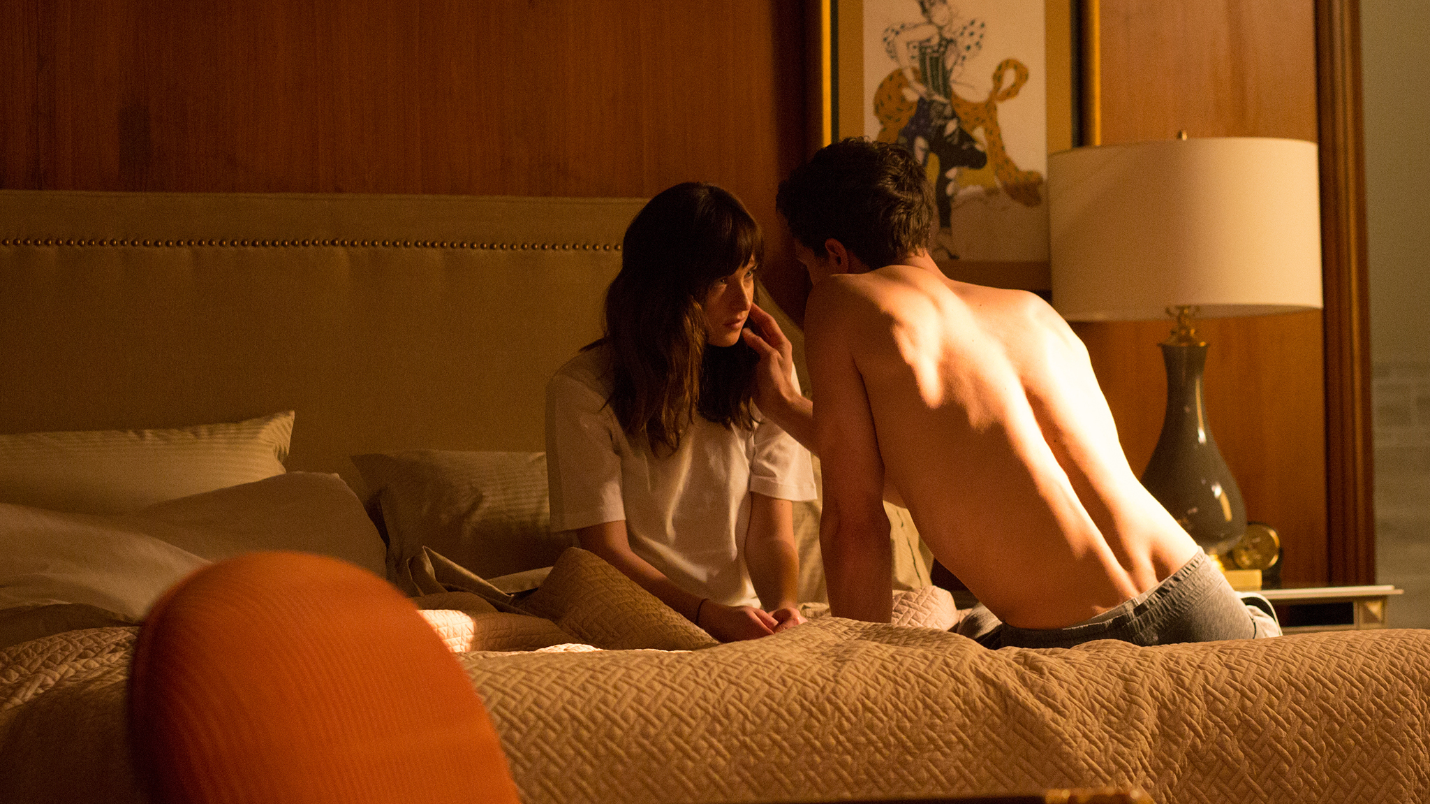 10 things we learned watching Fifty Shades of Grey