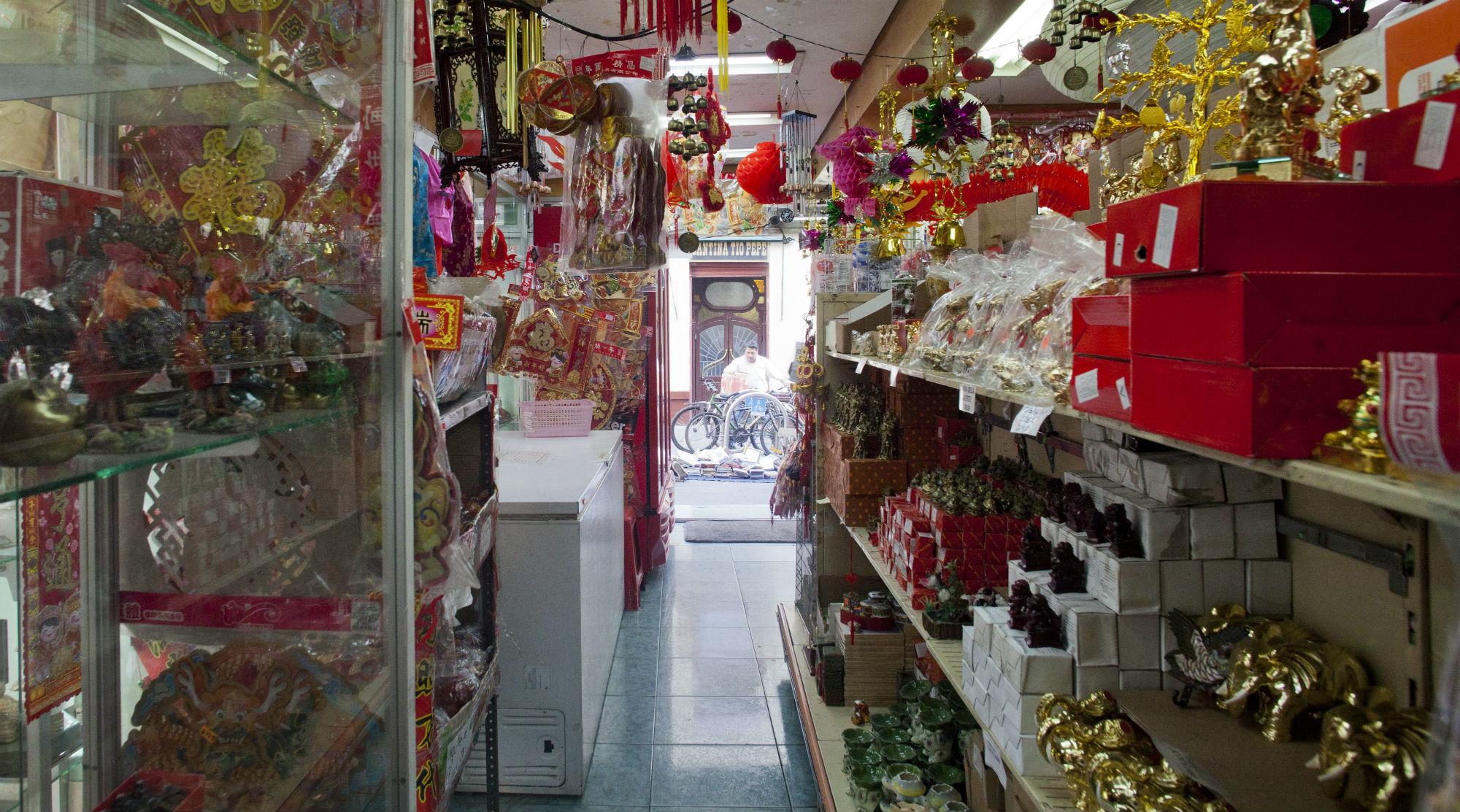 Supermercado Lee Hou