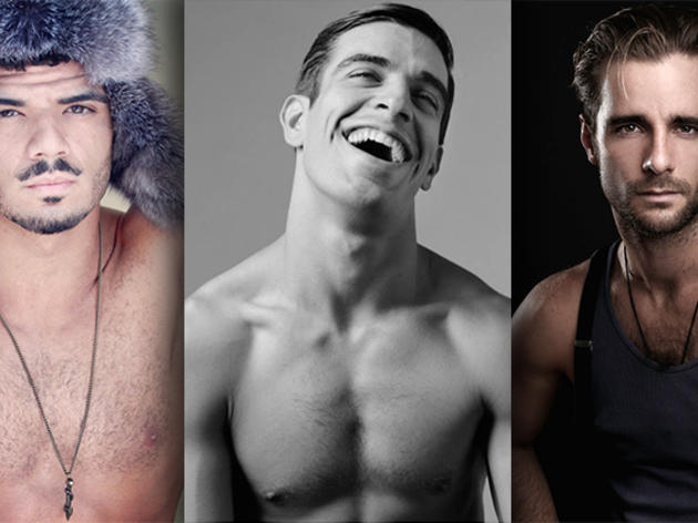 10 hottest chorus boys (2015)