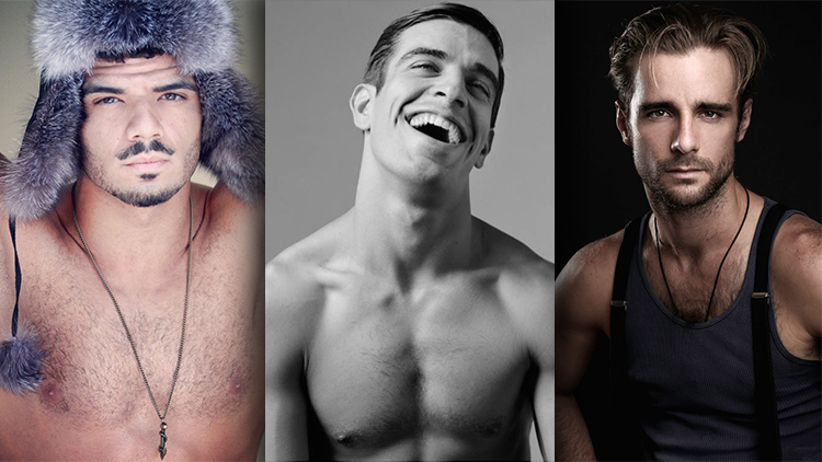 The 10 hottest chorus boys in Broadway musicals