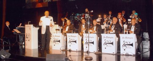 Joe Battaglia and the New York Big Band