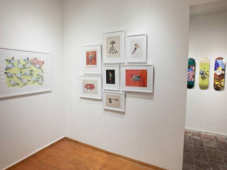 See what Shepard Fairey is up to at Subliminal Projects