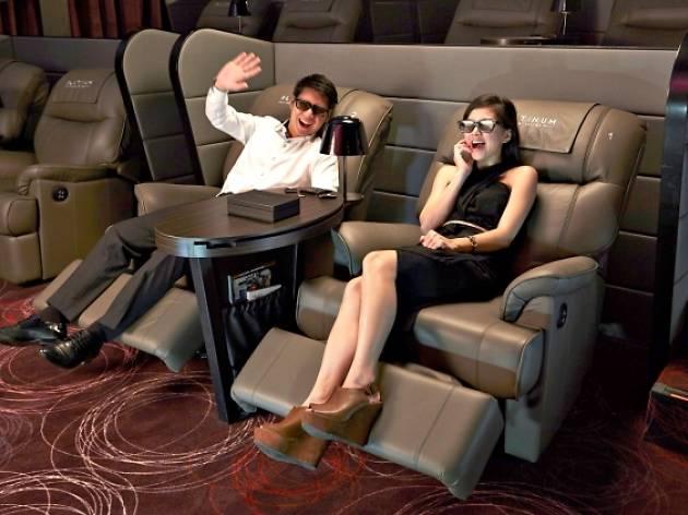 Cathay Cineplexes: Platinum Movie Suites
