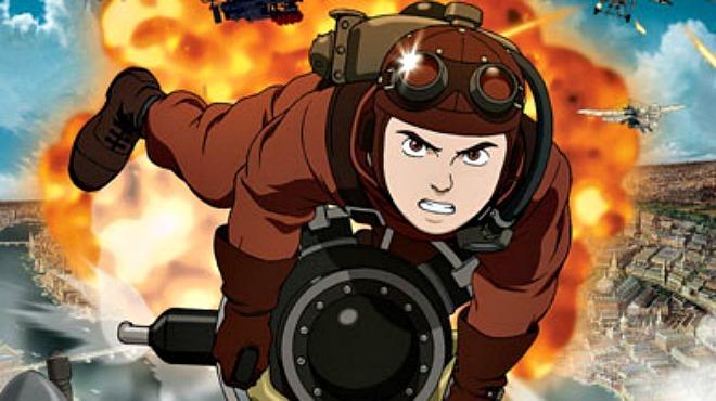 Akira + Steamboy double feature