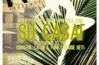 Su Casa at Kaya feat. DJ Fui