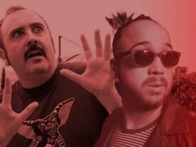 Carlos Areces + Aníbal Gómez DJ (Ojete Calor) + YYMHDJS