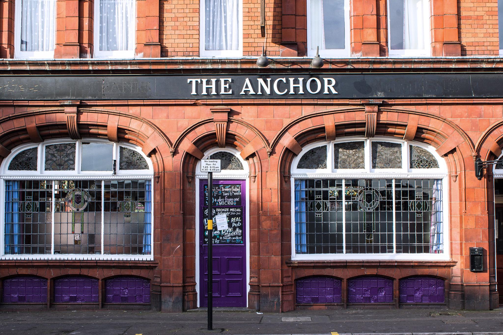 The Anchor Inn, pub