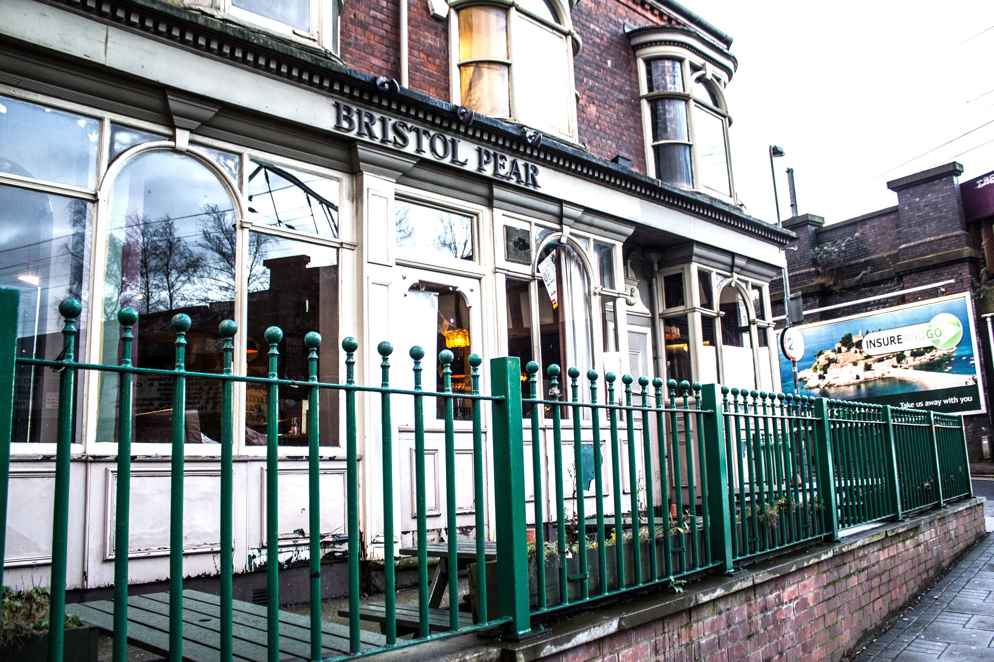 The Bristol Pear, pub