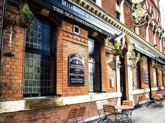 The best pubs in Birmingham