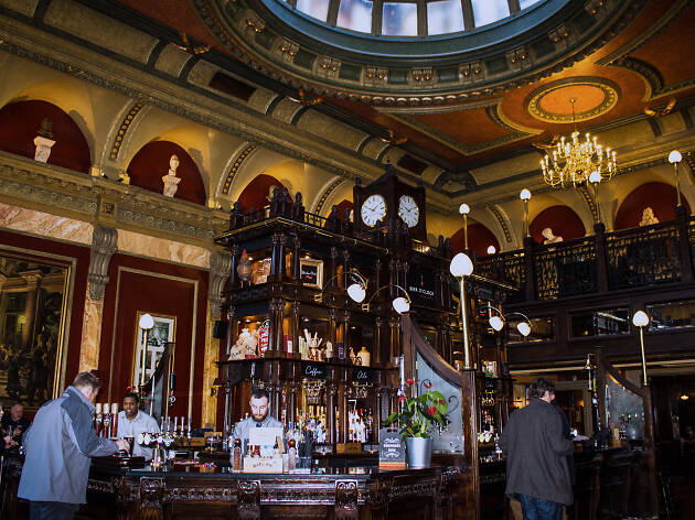 The Old Joint Stock, pub