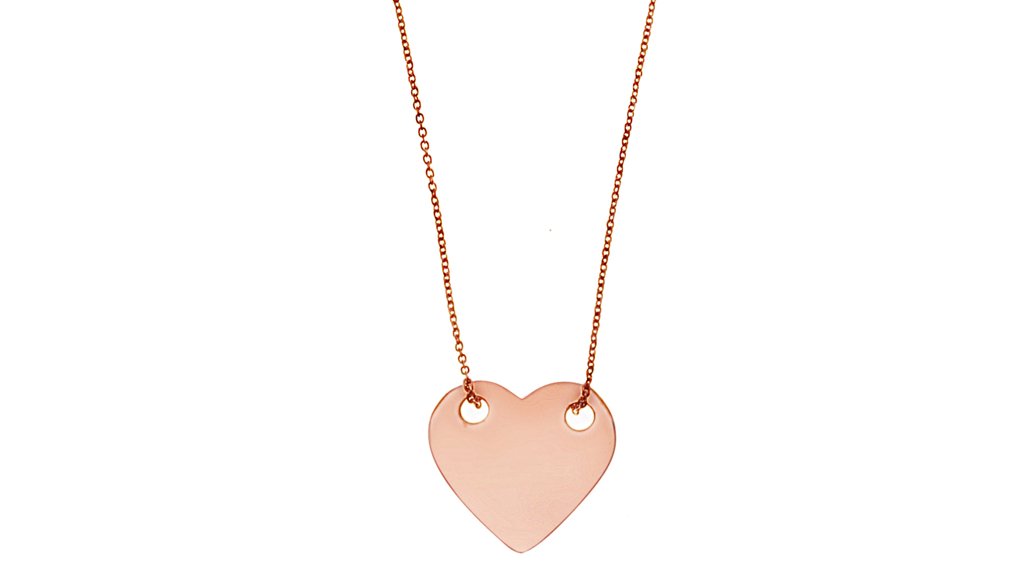 The 12 necklaces of Valentine's Day