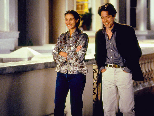Notting Hill, best romcoms