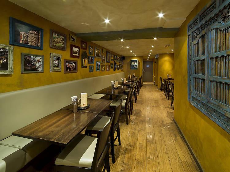 Fill up on thalis at Raja Monkey