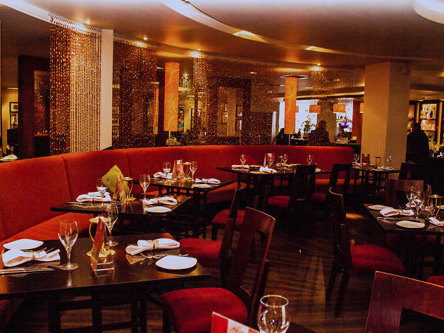 Asha's, indian restaurant