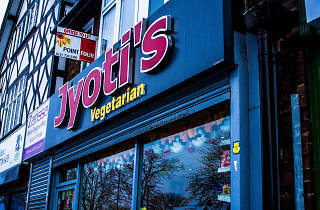 Jyoti's, indian restaurant