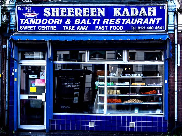 Sheereen Kadah, indian restaurant