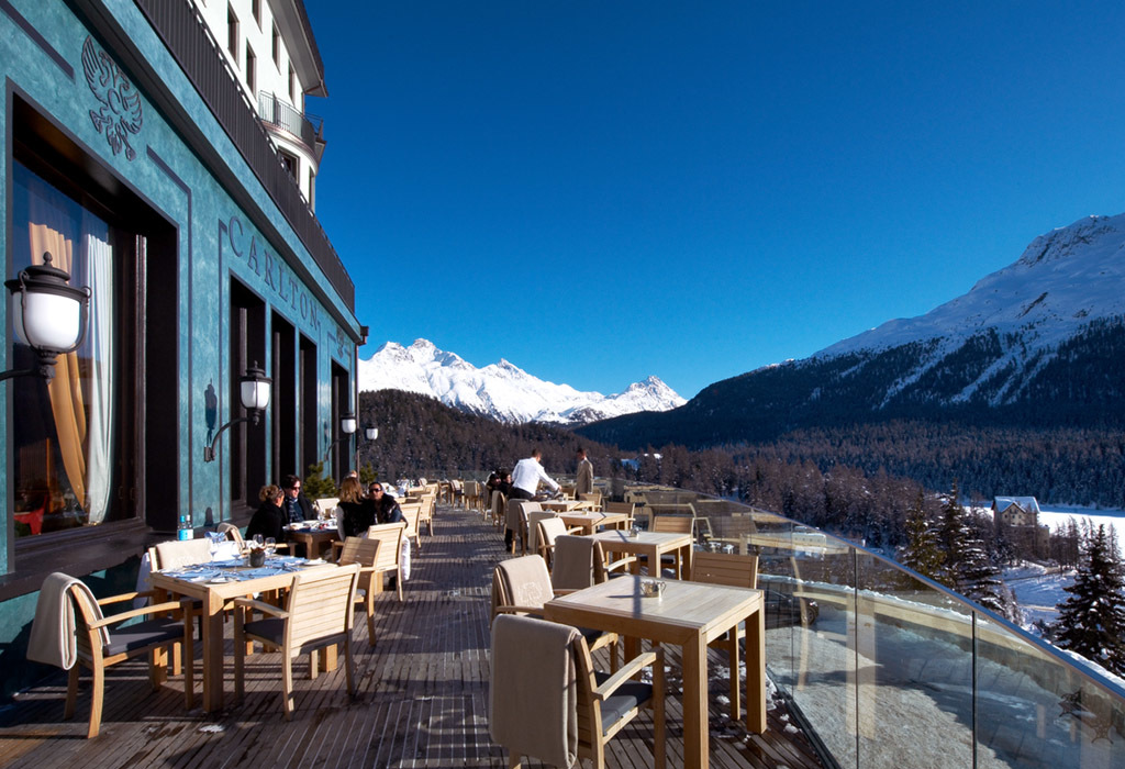Switzerland's best winter sun terraces - Time Out