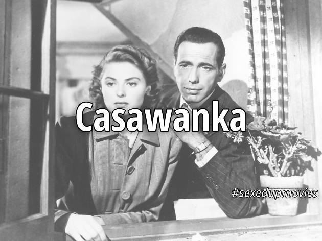 sexy movie titles, Casawanka
