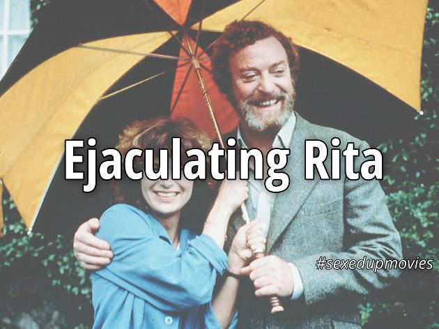 sexy movie titles, Ejaculating Rita