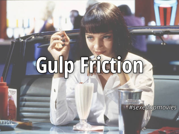 sexy movie titles, Gulp Friction