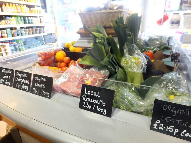 Leeds produce at Millies