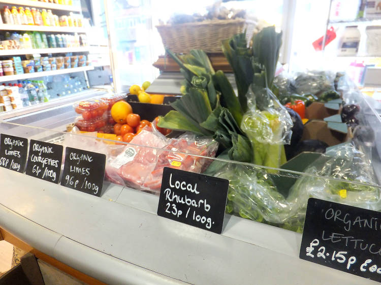 The greenest food in Leeds and where to find it