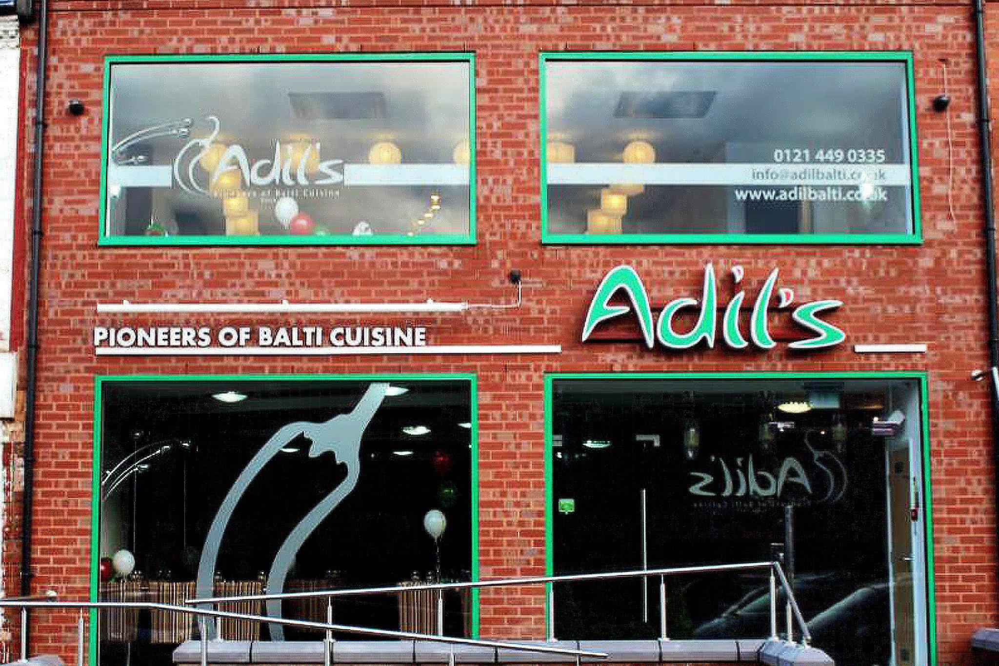Adil's Balti