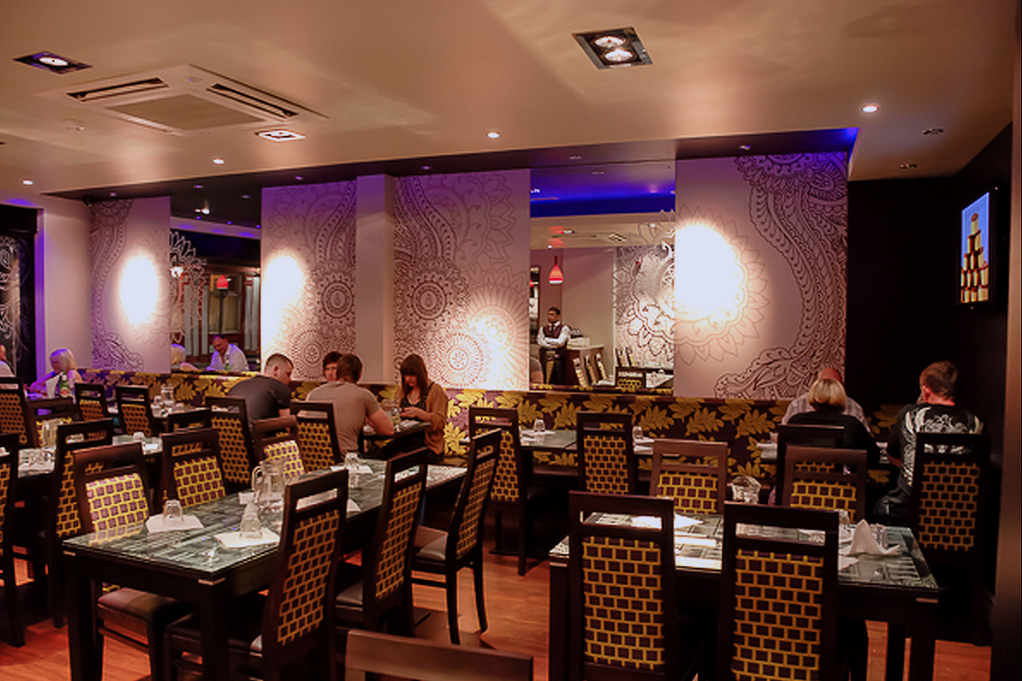 Shababs, indian restaurant