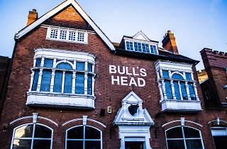 The Bull's Head, bar