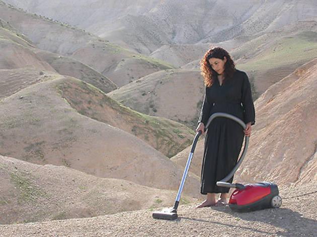 (Raeda Saadeh, 'Vacuum' / ©Raeda Saadeh / Institut des Cultures d'Islam)