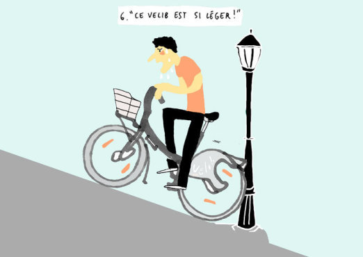 75 phrases que vous n'entendrez jamais dans la bouche d'un Parisien